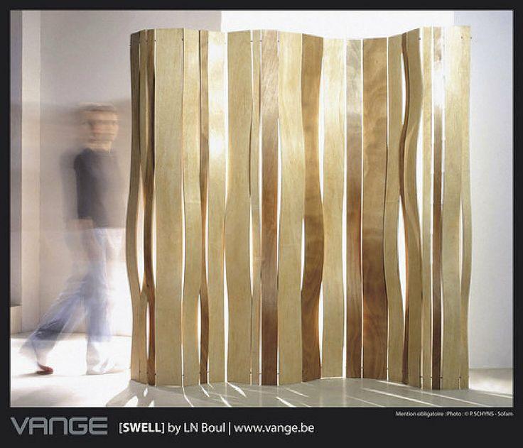 biombos de madera