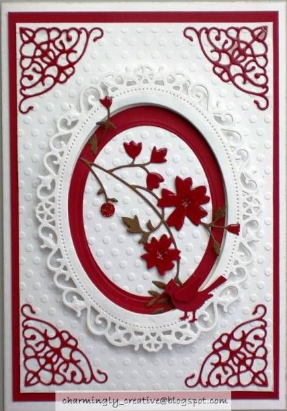Honeyblossom Sprig by Charminglycreative - Cards and Paper Crafts at Splitcoaststampers