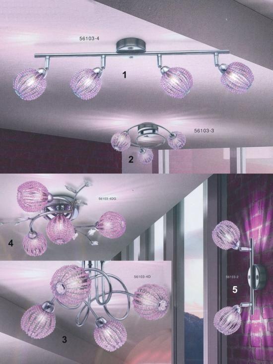 Svietidlá.com - Globo - Viola - globo 2 - Moderné svietidlá - svetlá, osvetlenie, lampy, žiarovky, lustre, LED