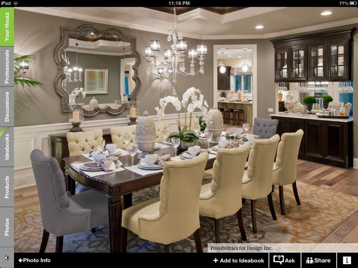 17 best images about dining room ideas on pinterest for Olive green dining room ideas