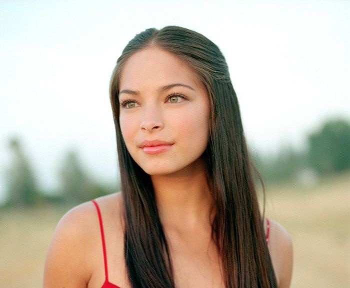 Kristin Kreuk - makes me think of Delwyn!