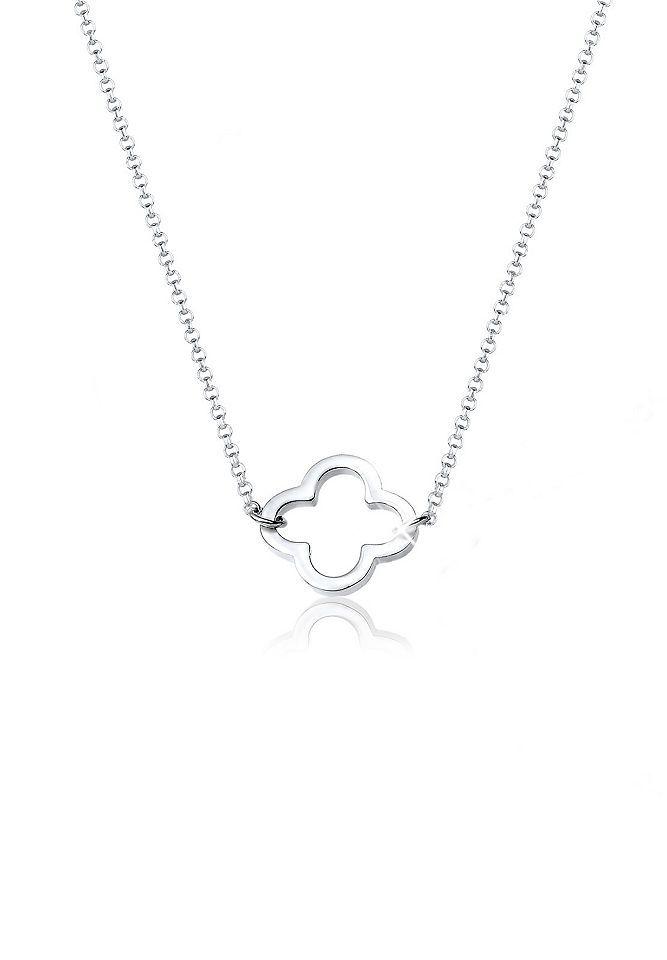 Elli Halskette »Kleeblatt Talisman Filigran 925 Sterling Silber S0« Jetzt bestellen unter: https://mode.ladendirekt.de/damen/schmuck/halsketten/silberketten/?uid=e7b49249-45ce-54a1-9500-41980c1ff78d&utm_source=pinterest&utm_medium=pin&utm_campaign=boards #schmuck #halsschmuck #halsketten #silberketten