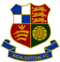 1899, Wealdstone F.C. (Ruislip, west London, England) #WealdstoneFC #UnitedKingdom (L15059)