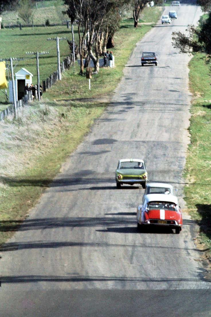 Bathurst  the way it used to be,