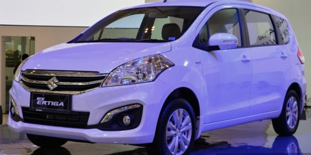 2015 Suzuki Ertiga facelift unveiled at GIIAS; India launch soon Read complete story click here http://www.thehansindia.com/posts/index/2015-08-22/2015-Suzuki-Ertiga-facelift-unveiled-at-GIIAS-India-launch-soon-171729