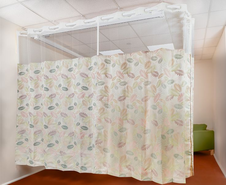 Awesome The Only Cubicle Curtain And Track That Allow To Cut Laundry Cost, Ensure A  Cleaner