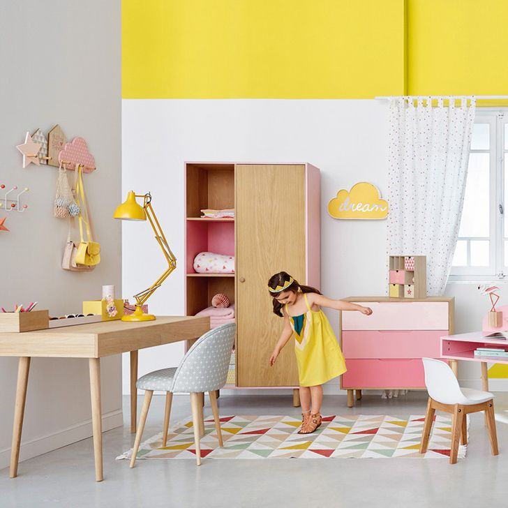 pink girls bedroom furniture 2016. yellow and pink girl room girls bedroom furniture 2016