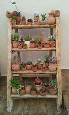 Escalera decorativa para areas pequeñas