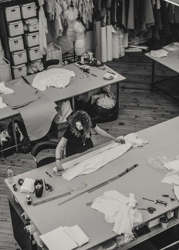 cool Laure de Sagazan | L'Atelier by http://www.redfashiontrends.us/fashion-designers/laure-de-sagazan-latelier/