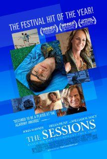 """""""The Sessions"""" (2012). A man in an iron lung who wishes to lose his virginity contacts a professional sex surrogate with the help of his therapist and priest. Very unusual subject matter handled with humor and compassion.  I really like this movie."""