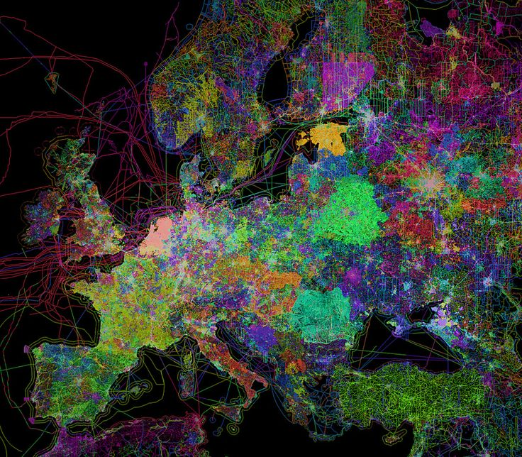 #OpenStreetMap: collaboration at its best. #onlinecollaboration #socialnetworking