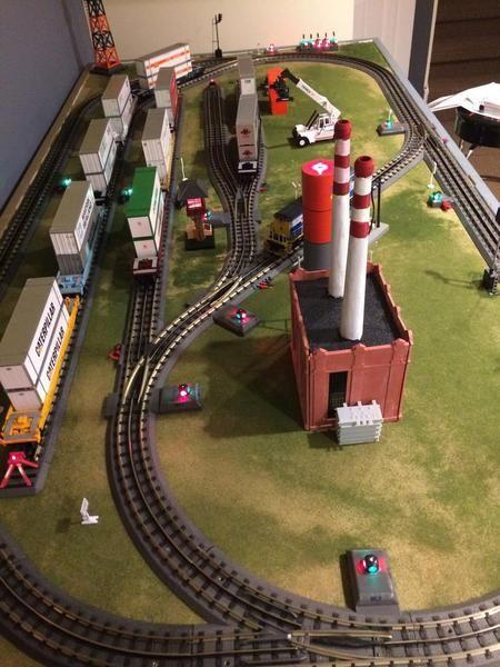 jjmmagoo OGR Forum Member LIRR layout Model Train