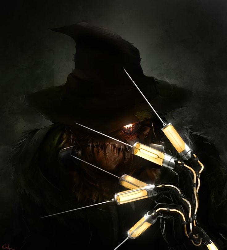 Scarecrow. by HessianForHire on @DeviantArt