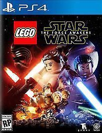 LEGO Star Wars: The Force Awakens (Sony PlayStation 4, 2016) Brand New Fast PS4