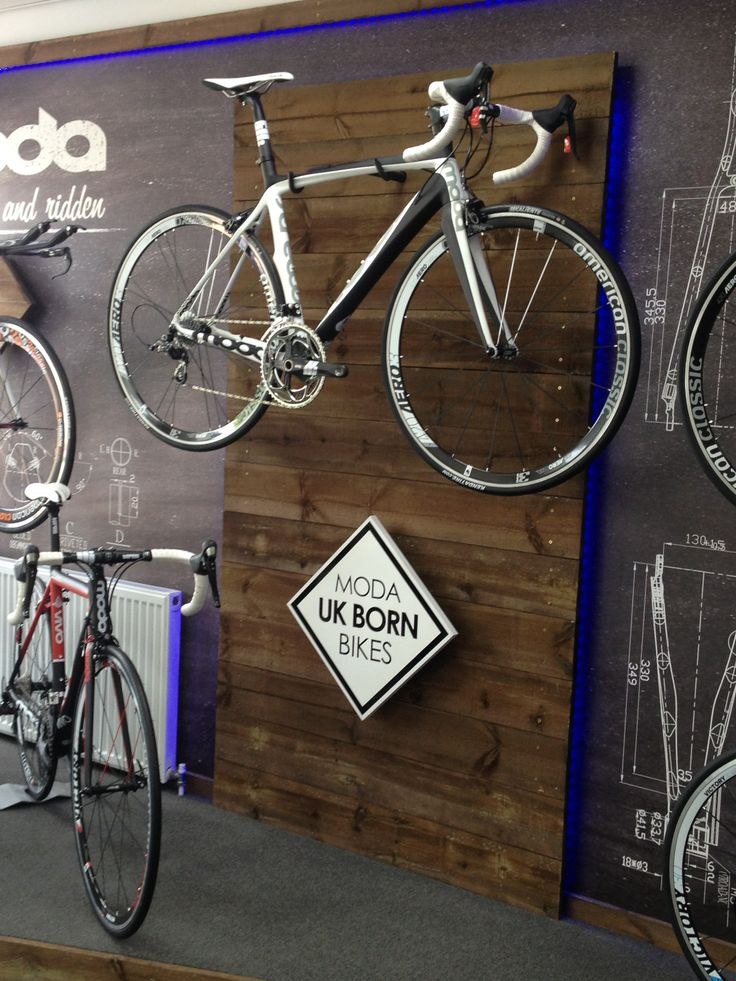 Fantastic MODA bikes at the new Park Bikeworks in #DerbyUK