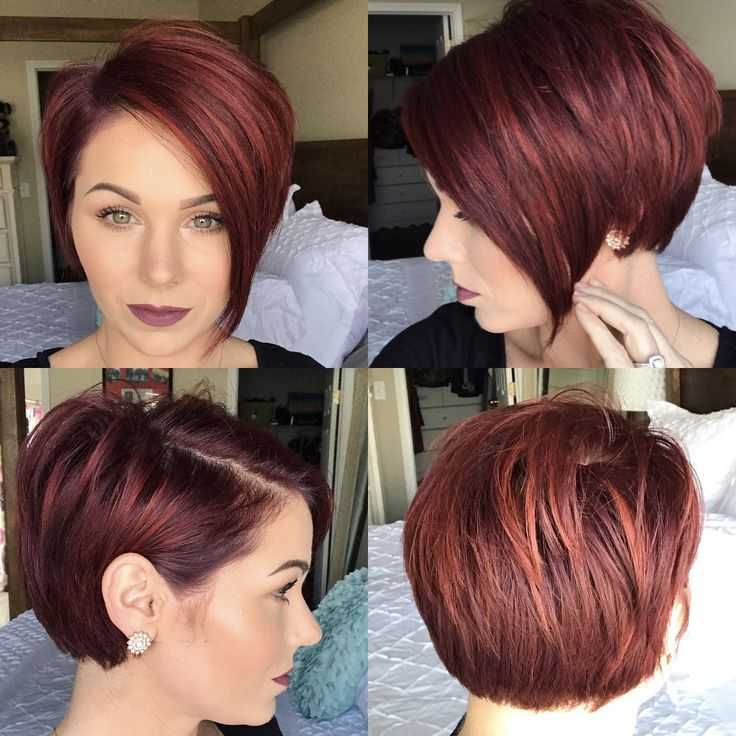 542 Best Hair Images On Pinterest Bob Cuts Bob Hairs And Short Bobs