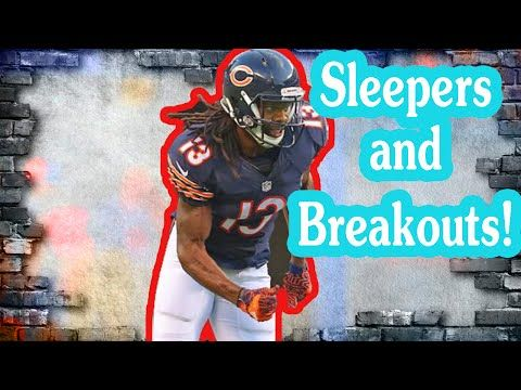 Fantasy Football Podcast - Sleepers and Breakouts! - 2016/08/25