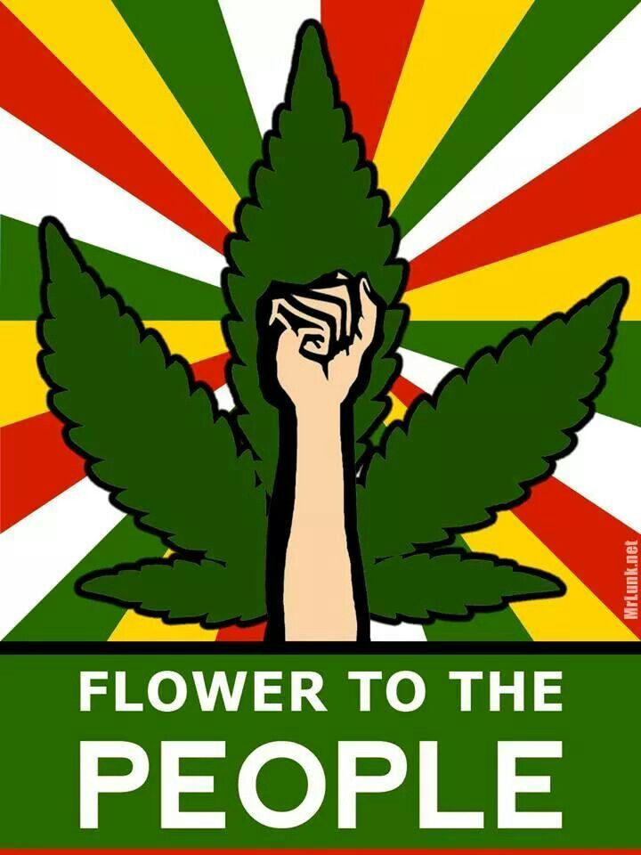 Yeah.I love this FLOWER TO THE PEOPLE