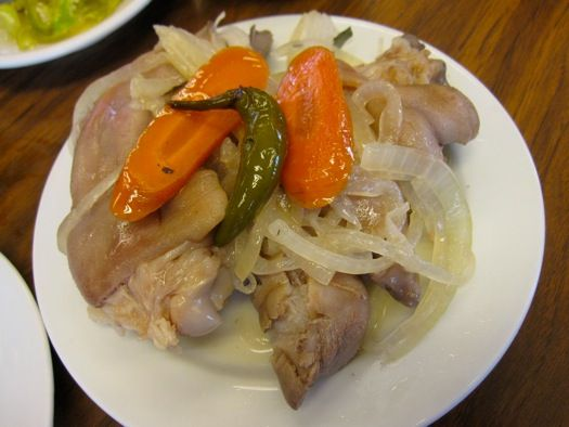Pickled Pigs Feet I love all recipes foods from