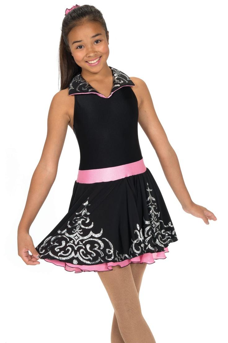 Figure Skating Dress, Jerry's 62 Dance & Swing Dress