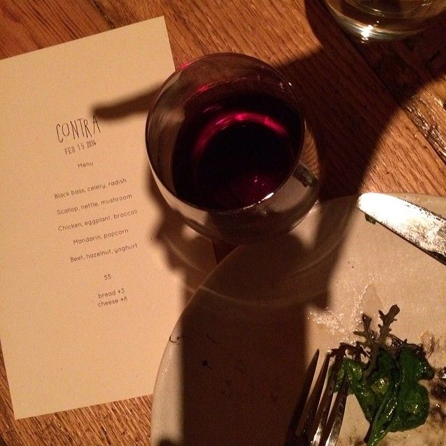 Contra, a newly opened project from Jeremiah Stone and Fabian van Hauske, is revolutionizing the concept of the tasting menu. Diners here ar...