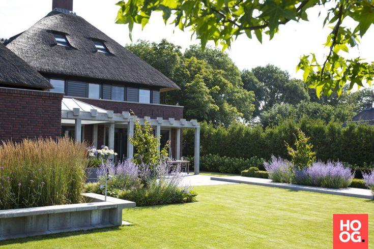 Siebers Tuinprojecten - Landelijk Strak - Tuinontwerpen door Siebers Tuinprojecten