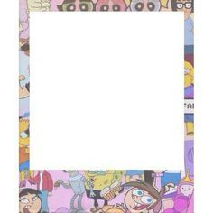 polaroid frame transparent background - Google Search
