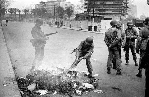Dictadura de Chile