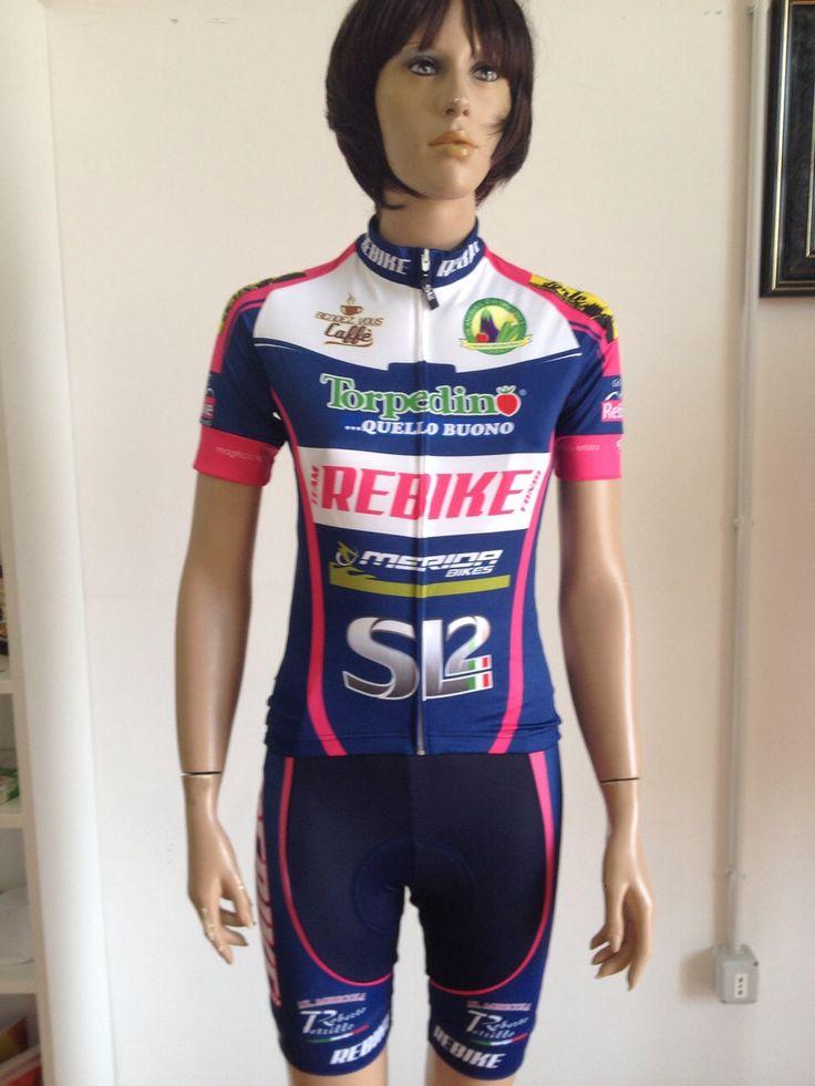 ReBike Fondi #ciclismo #abbigliamentotecnicopersonalizzato #bike