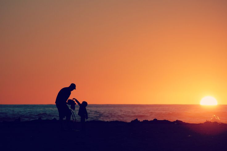 Father and son. Image by http://greenhairmermaid.co.za/