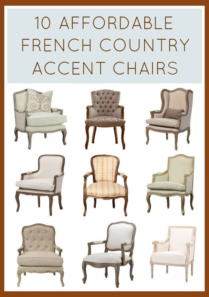 French Country Home Decor 101 French Country Chairs French