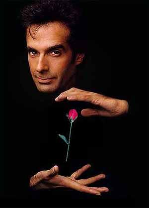 David Copperfield  Saw him do this trick.  BL