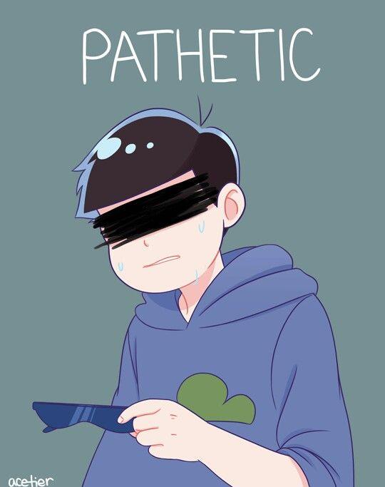 Osomatsu-san- Karamatsu #Anime「♡」 Hurtful Words