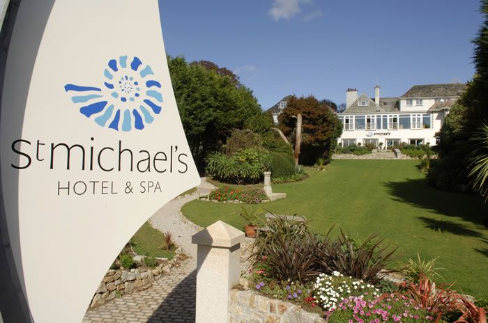 Cornwall wedding venue - St Michaels Hotel & Spa