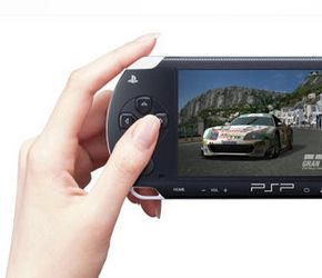 PlayStation Portable (PSP) : La première console de jeux portable de Sony