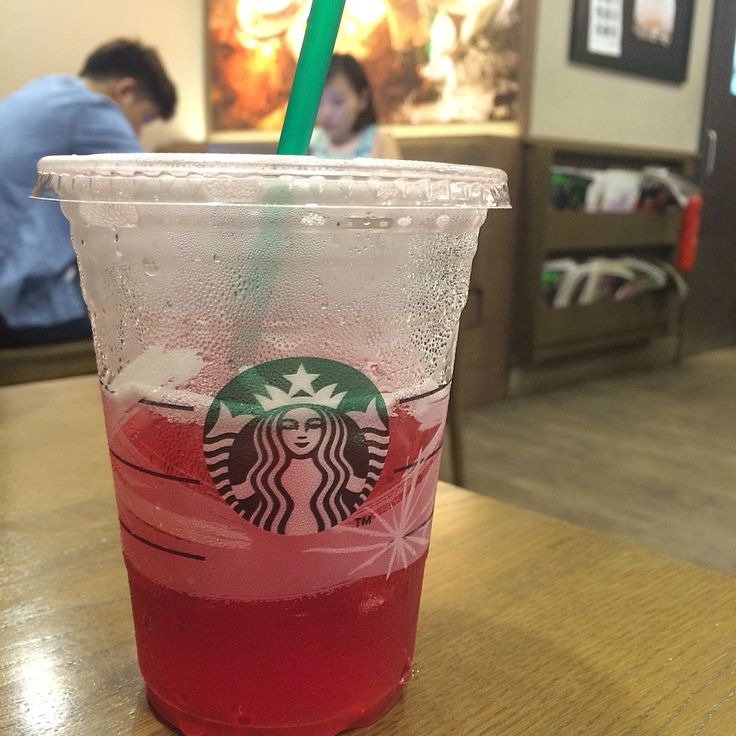 Lemon Hibiscus passion tea... A nice to drink to relax if u choose not to drink coffee at night....