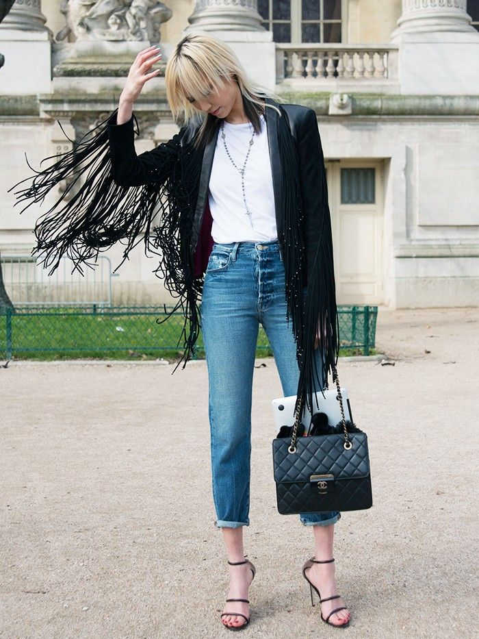 Model-Off-Duty Style Is Not What It Used to Be (It's Even Better) via @WhoWhatWearUK | #modeloffduty #springtrends