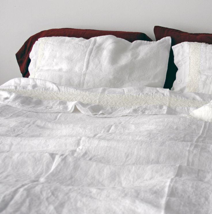 Постельное белье постельное белье. Французское белье Пододеяльник и две от mooshop 210usd