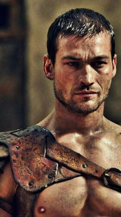 Pin by Penny Douglas on Andy Whitfield Forever