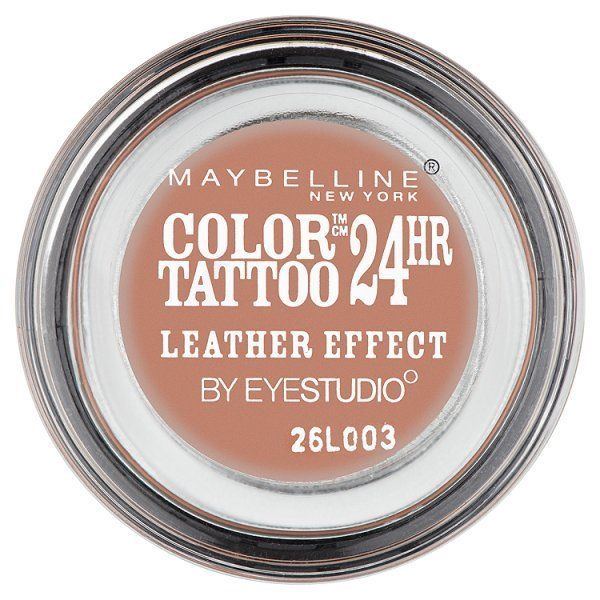 Maybelline Color Tattoo 24Hr Eyeshadow Leather Effect 98