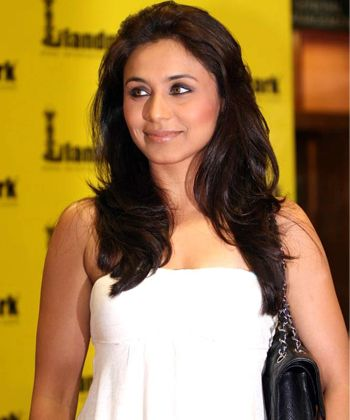 Rani Mukerji and her superstition!