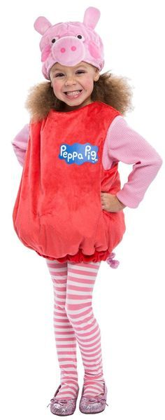 Deluxe Peppa Pig Toddler Costume from CostumeExpress.com