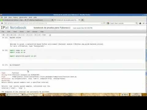 It takes about 5 minutes to learn the basics of the IPython Notebook.  Start with this video.