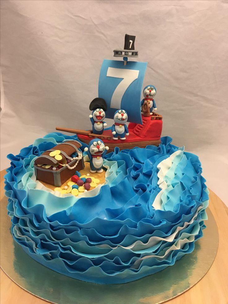 best 25  doraemon cake ideas only on pinterest