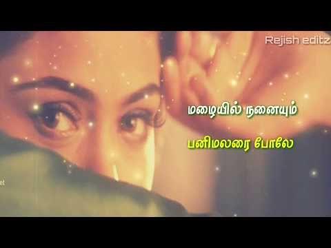 Minnal oru kodi love song/vip movie /Tamil What's app stats