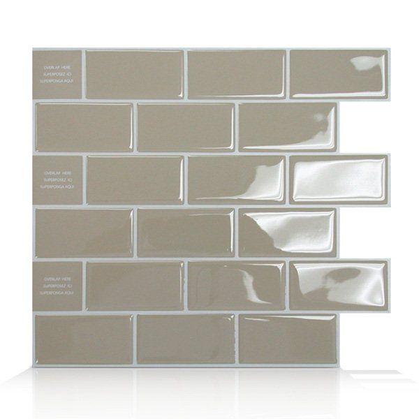 Fabulous 17 Melhores Ideias Sobre Self Adhesive Wall Tiles No Pinterest Inspirational Interior Design Netriciaus
