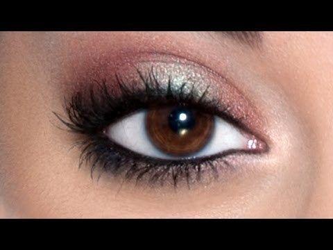 Duochromatic Smoky Eyes: HD Makeup Tutorial