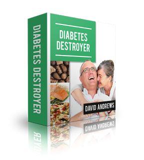 Get the Complete Diabetes Destroyer System.