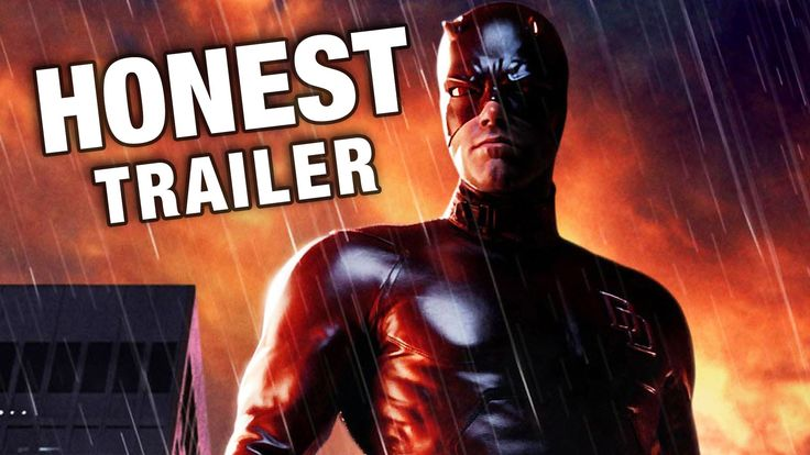 Honest Trailers - Daredevil (2003)