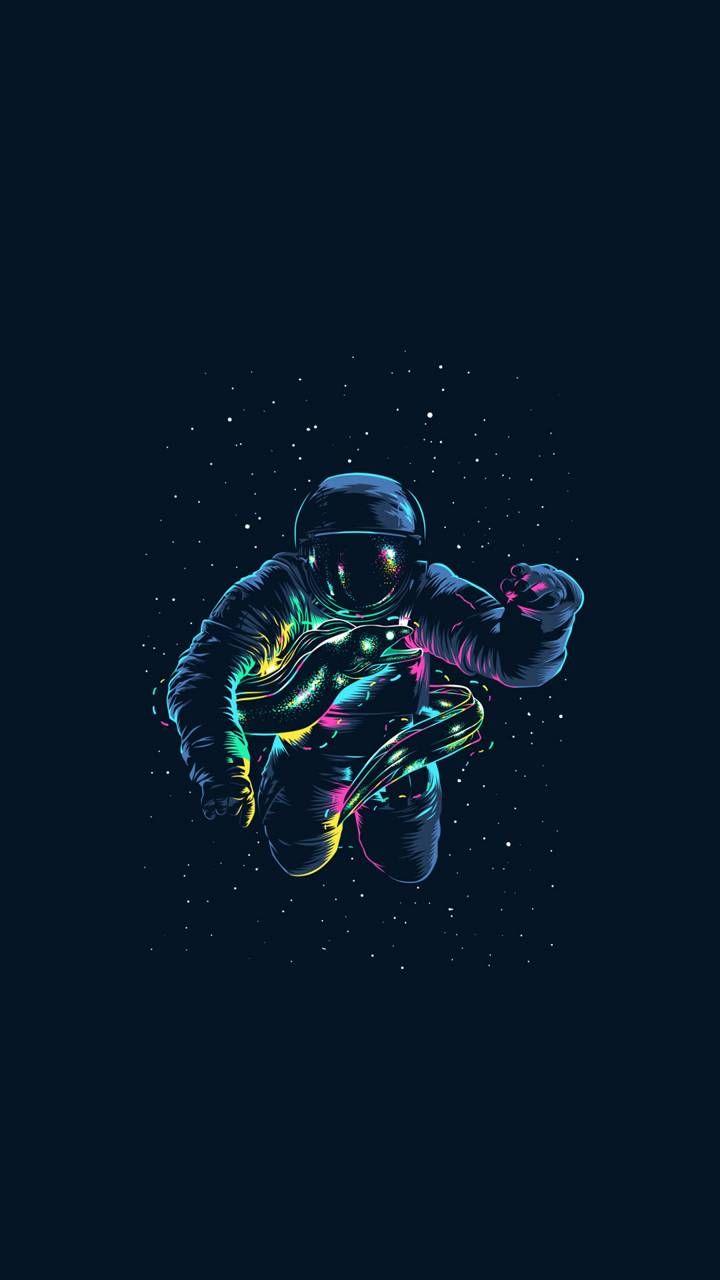 Astronauta Astronaut Wallpaper Trippy Wallpaper Live Wallpaper Iphone
